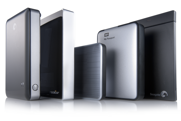 External Hard Drives