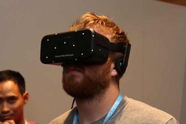 Oculus Rift 'Crescent Bay'