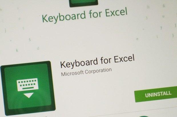 Microsoft's Excel-friendly