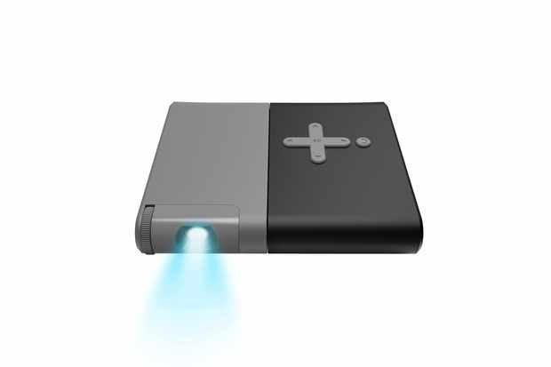 Lenovo's pocket projector