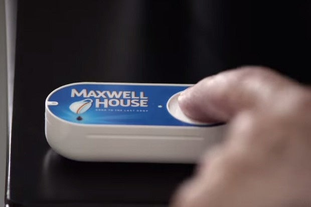 Amazon adds Dash buttons for
