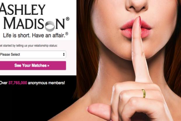Ashley Madison misled users with a fake security award