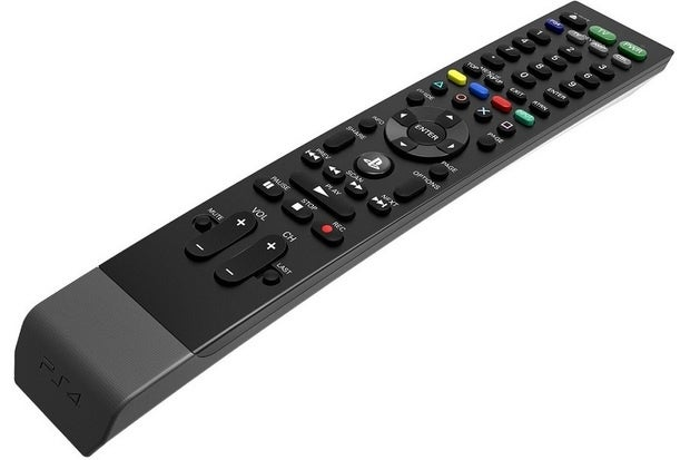 Sony starts selling a TV remote with PlayStation controls built-in