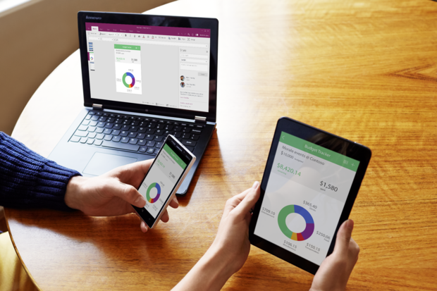 New Microsoft beta lets workers build their own apps without coding