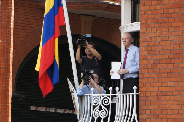 WikiLeaks says it doesn't collaborate with states