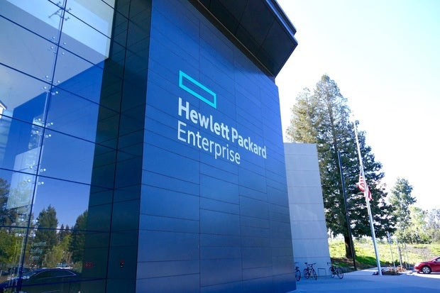 HPE to spin out its huge