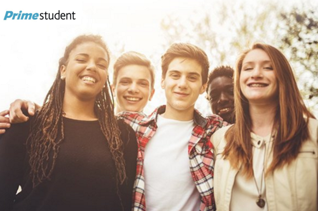 50% off Prime Membership After Free 6 Month Trial, For Students - Deal Alert