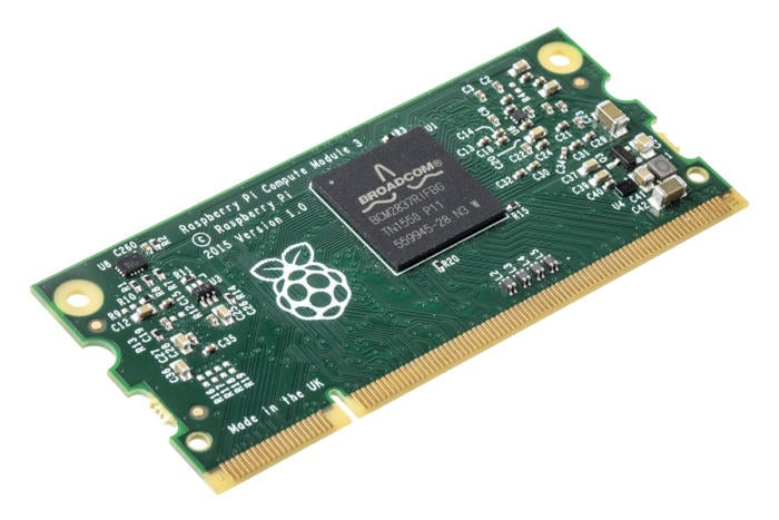 Raspberry Pi's new computer for industrial applications goes on sale