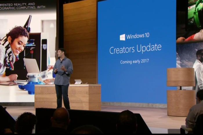 Microsoft winds up work on Windows 10 Creators Update