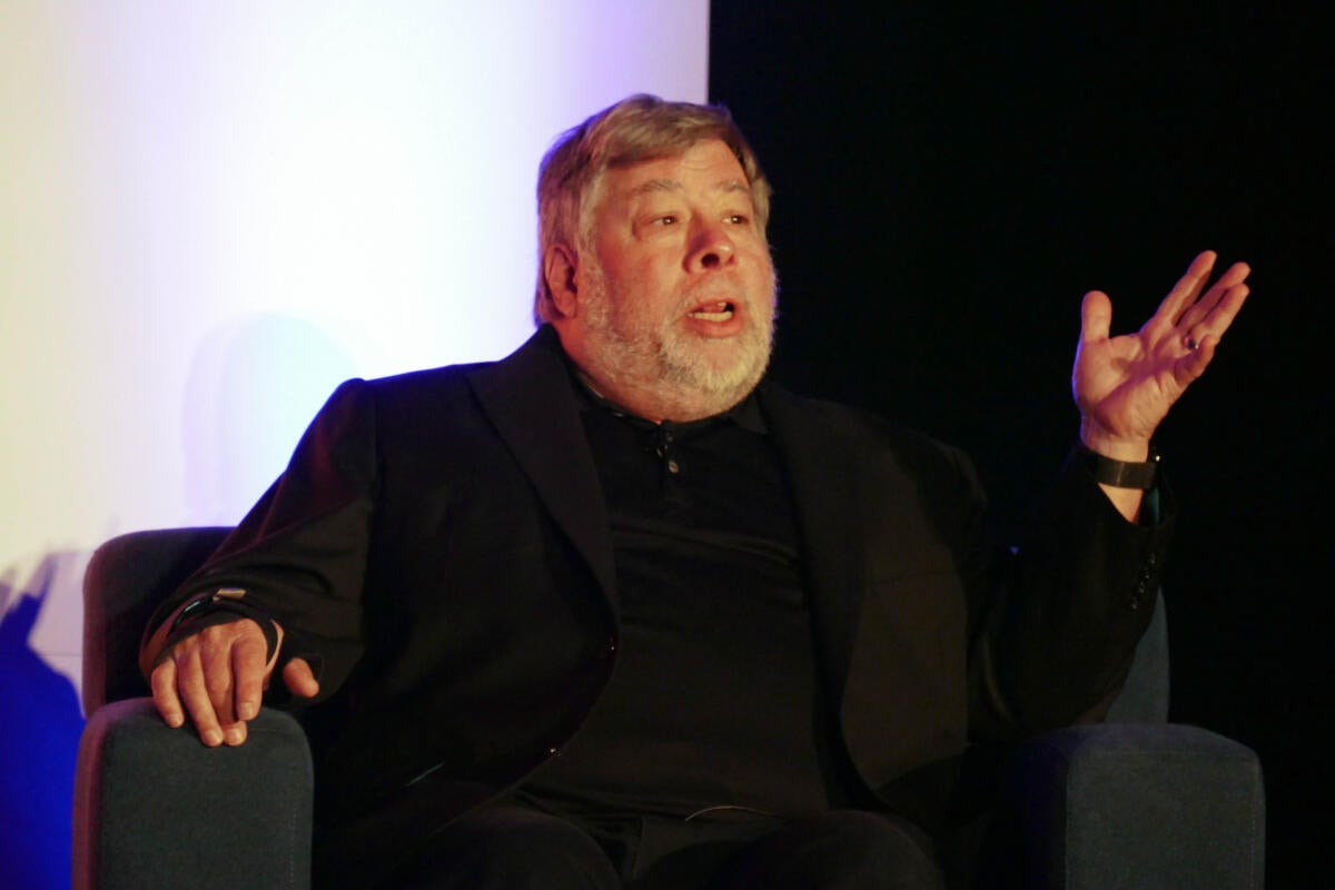 It wasn't the money: Wozniak on robots, design, and Apple's origins